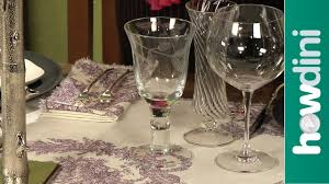 Setting Formal Dinner Table Formal Table Setting How To Set A Table Youtube