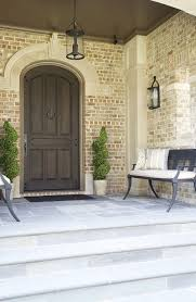 Bench By Front Door Magnificent Door Knocker In Entry Traditional With Double Barn