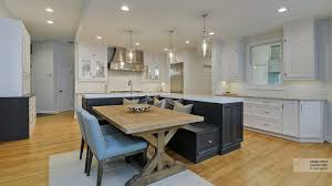 kitchen island with bench bench for kitchen island visaopanoramica com