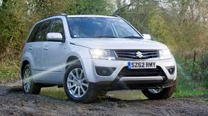 suzuki grand vitara auto review