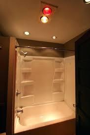 Bathroom Infrared Heat Light Infrared Heat Lights For Bathrooms Bathroom Lighting Vent Ls