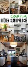 Creative Kitchen Islands by 81 Best Diy Crafts Kitchen Carts U0026 Islands Images On Pinterest
