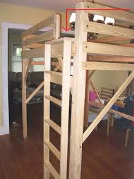 Bunk Bed Ladder Cover Mesmerizing Design Bunk Bed Ladder Ideas With Brown Oak