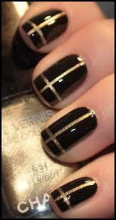Black Manicure Designs Black Nail Designs Acrylic Nail Designs