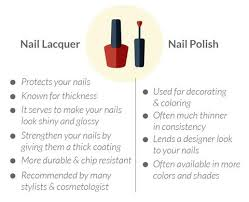 the great debate nail polish vs nail lacquer the kewl blog