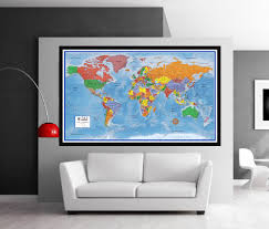 classic premier 3d world wall map poster mural swiftmaps com classic premier 3d world wall map poster mural