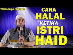 cara halal ketika istri haid ustadz khalid basalamah youtube