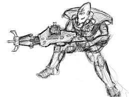 warp spider sketch by elfray on deviantart