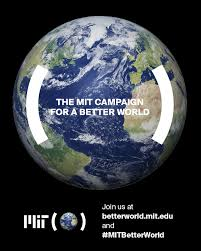 for a mit caign for a better world