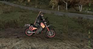 uaz dayz motorcycle dayzdb