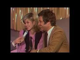 drucker mariage joe dassin et sa femme christine chez m drucker 1978