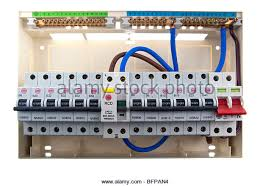 consumer unit stock photos u0026 consumer unit stock images alamy