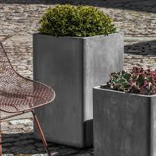 tall urban cube planters set of 2 by campania creative living