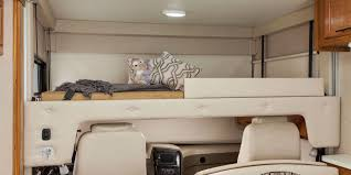Class A Motorhome With Bunk Beds Class A Rv With Bunk Beds Interior Design Ideas For Bedroom