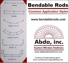 flexible curtain rods for bay windows flexible curtain rods for flexible curtain rods for bow windows bendable rod application styles abda