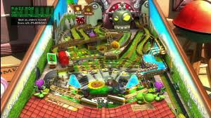 classic game room plants vs zombies pinball table review youtube