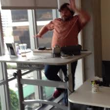 Treadmill Desk Weight Loss Treadmill Desks Make Inroads From White House Complex To Google