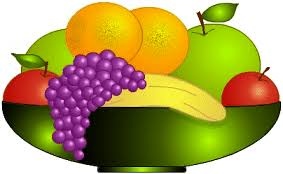 Bowl Of Fruits Fruit Bowl Clipart China Cps