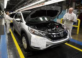 nissan canada dixie 401 auto news honda hits 7 million ontario built vehicles toronto star
