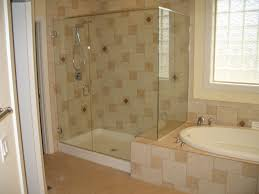 shower enclosures without doors great walk in shower doors