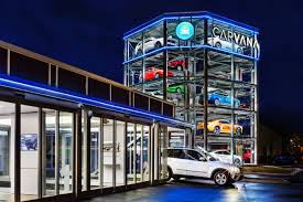automated car vending machine opens in nashville popular science