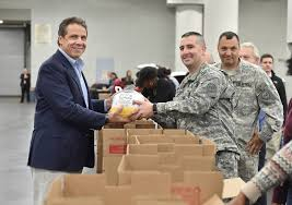 companies team with ny state to deliver thanksgiving meals ncpr news