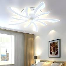 Ceiling Lights Modern Living Rooms Led Ceiling Lights For Bedroom Circle Rings Designer Modern Led