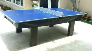 ping pong cover for pool table ping pong table top pool table solomailers info
