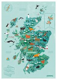 map of scotland and 12 maps that will change the way you look at scotland