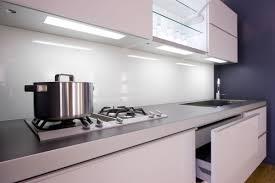 white kitchen glass backsplash white kitchen with glass splashback kitchen german kitchen design