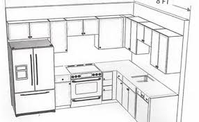 Kitchen Cabinets Layout Ideas Endearing Kitchen Cabinet Layout Of Design Cabinets Home
