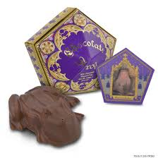 where to buy chocolate frogs chocolate frog with authentic packaging warner