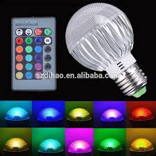 Led Light Color Color Changing Led Light Bulb Color Changing Led Light Bulb