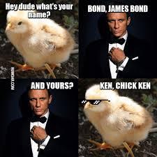 Ken Meme - ken chick ken james bond meme humoar com