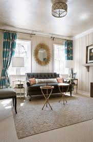 Painted Ceiling Ideas Freshome - Gold color schemes living room