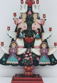 558 best painted angels images on pinterest decorative paintings