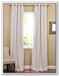 White Blackout Curtains 96 White Grommet Curtains Blackout White Grommet Curtains 96 White