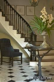 What Does Banister Mean Need Help With Paint Choices Two Story Foyer W Chair Rail