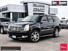 cadillac escalade 2017 grey featured gmc vehicles at gus brown in port perry ontario