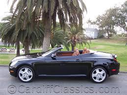 lexus convertible 2005 2005 used lexus sc 430 2dr convertible at cardiff classics serving
