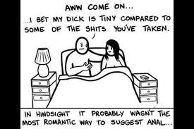 Anal Sex Meme - discussing anal sex with my gf meme on imgur
