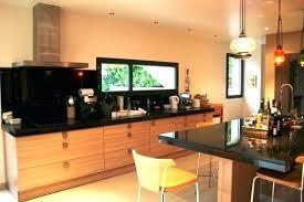 cuisine en bois gris cuisine bois et noir m kitchens 7 la cuisine bois et noir cest le