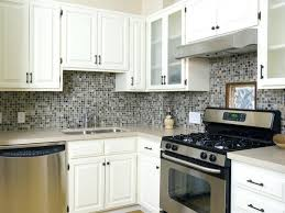 modern backsplash for kitchen small kitchen backsplash grey and white kitchen large size of small