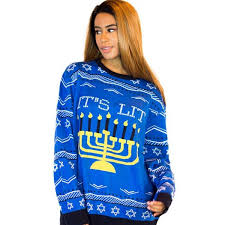 hanukkah sweater hanukkah sweater it s lit s sweater