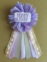 purple elephant baby shower decorations purple elephant baby shower to be flower ribbon by afalasca