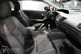 Honda Civic Si Interior Picture Of 2012 Honda Civic Coupe