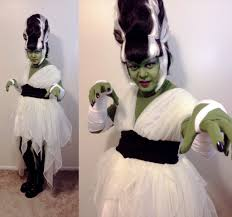 halloween 2015 bride of frankenstein by dovsherman on deviantart