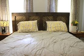 diy headboards for king size beds fancy king size headboard ideas images about diy woodworking king