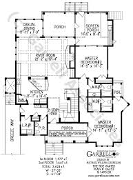 Coastal Cottage Home Plans by Tide Water Cottage House Plan House Plans By Garrell Associates