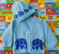 knitting pattern for baby jacket and hat baby cardigan and hat